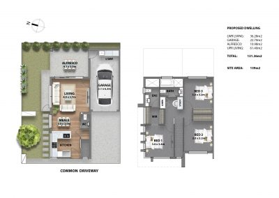 H1 - Marketing Floor plan